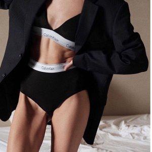 3件$38 单件$12.6Calvin Klein 女士内裤专区热卖 pick泫雅同系列CK ONE