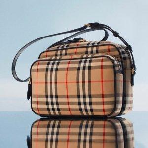 低至6.5折+额外7.8折黑五提前抢:Burberry 香水、围巾、经典美包折扣来袭