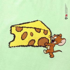 7.5折起 超萌卫衣$86Stereo Vinyls 粉红顽皮豹、芝麻街、猫和老鼠联名潮服
