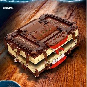 城堡(71043)可下单补货:LEGO官网 哈利波特系列热卖 魔法教室、对角巷 现货哟