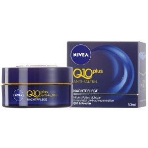 现价€11.14Nivea Q10 Plus 抗皱纹夜晚护理霜 好价