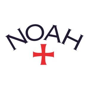 百欧不到收最in潮牌上新:NOAH 纽约街头潮牌热卖 Supreme前创意总监带你记住十字logo