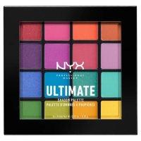 NYX 16 色眼影盘