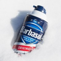 Barbasol Thick & Rich 男士剃须膏 10 oz