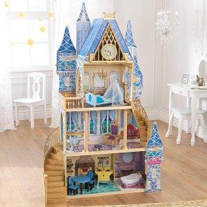 $98.39Disney Princess Cinderella Royal Dreams Dollhouse with Furniture by KidKraft