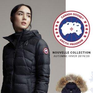 定价优势 经典款TRILLIUM仅€925Canada Goose 超多经典款羽绒服热卖 加拿大国宝 科考队标配