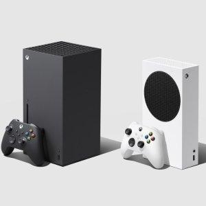 €499 / €299 即将开启预售新品预告:Xbox Series X / Xbox Series S 次世代主机