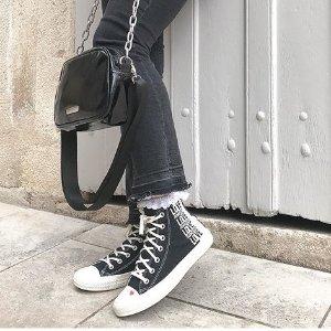 线上5折+最高额外8折Converse官网 Love Fearlessly情人节限定系列 鞋子服饰热卖