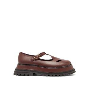 Burberry玛丽珍鞋