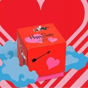 全线8折!超萌礼盒款€15.9Happy Socks 复活节袜子系列火热上线 和TA一起温暖过寒冬