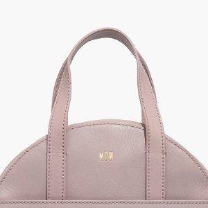 Madewell The Juno Circle Shoulder Bag in Violet Dusk
