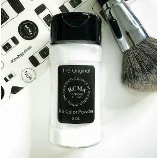 RCMA No Color Powder, Shaker Top Bottle, Authentic, 3 oz.