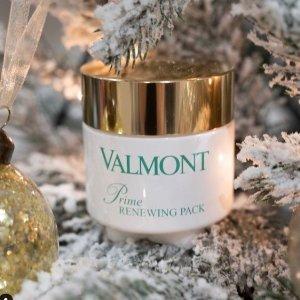 6.5折 幸福面膜$259Valmont 法尔曼全线美丽!生命之泉、冰凝眼霜都有