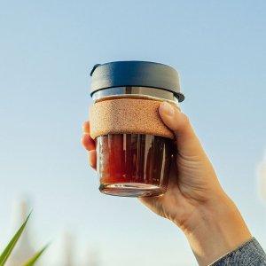 全场7折起 多色可选 $7起收Keep Cup 便携咖啡杯清仓热卖 环保高颜值 出行必备