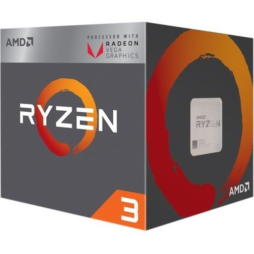 AMD RYZEN 3 2200G 3.5GHz 4核 APU