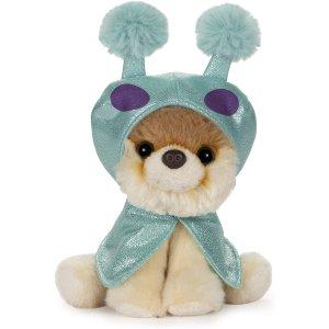 俊杰$5.6GUND 可爱毛绒玩具促销,收17英寸高泰迪熊