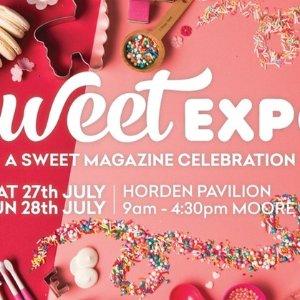 """$30(原价$60)现场观大师制作甜点Sweet Expo 悉尼""""甜蜜""""世博会 两人入场券"""