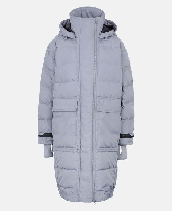长款棉服外套