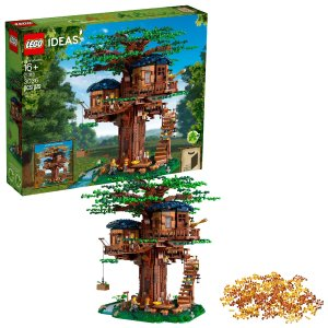 Lego随时补货树屋 21318
