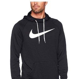 $41.25(原价$55)+包邮Nike 经典Logo 男子运动卫衣 多色可选