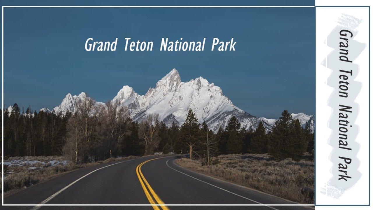 大提顿国家公园Grand Teton National Park旅游攻略,轻松拍大片的摄影天堂!