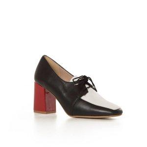 The Grace Black shoes - Nina Hauzer | Luxury Leather goods