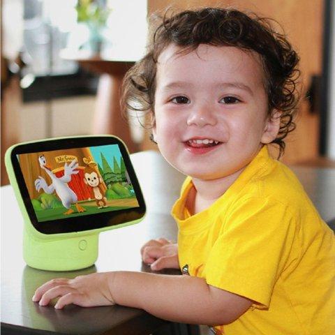 ANIMAL ISLAND Aila Sit & Play Virtual Early Preschool Learning System