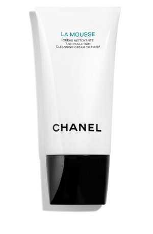 CHANEL LA MOUSSE Anti-Pollution Cleansing Cream-to-Foam | Nordstrom