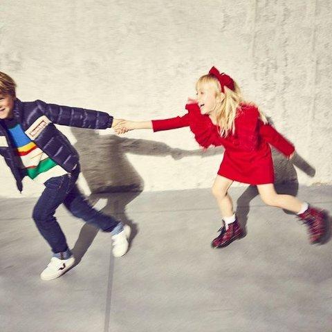 无门槛6折 £135收巴黎世家袜子鞋Luisaviaroma 童鞋专区大放送 小脚妹子福利区 亲子鞋好选择