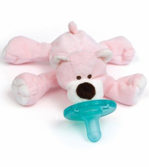 WubbaNub 小熊安抚奶嘴