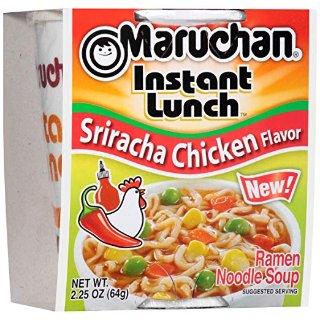 $4.90Maruchan Instant Lunch Sriracha Chicken 2.25 oz Pack of 12