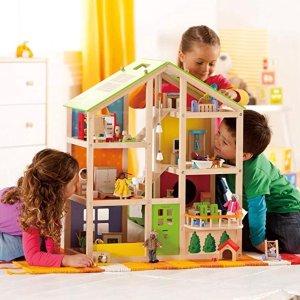 史低价:Battat,Hape等儿童益智玩具一日闪购