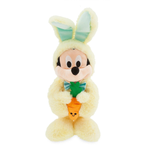 低至2.6折 最低$2.99 封面新款$12迪士尼官网 毛绒玩偶优惠 现价$12 原价 $19.95