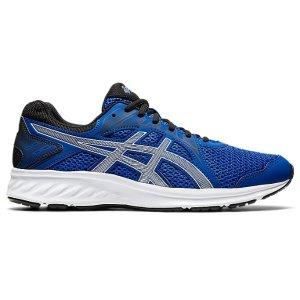 AsicsMen's Jolt 2   Asics Blue/Pure Silver   Running Shoes   ASICS