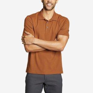 Eddie Bauer短袖POLO衫