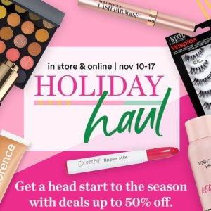 Up to 50% OffULTA Beauty Sale