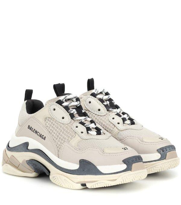 Triple S老爹鞋