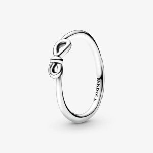 PandoraInfinity Knot Ring