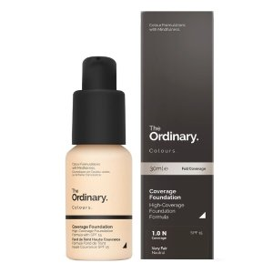 The ordinary| Coverage Foundation | Cult Beauty