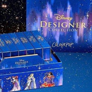 低至$8上新:Colourpop 迪士尼联名第三弹 超美暗夜公主风