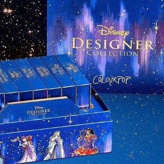 $8 起上新:Colourpop 迪士尼联名第三弹 超美暗夜公主风