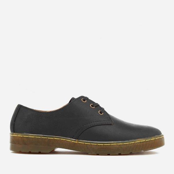 男士皮革短靴