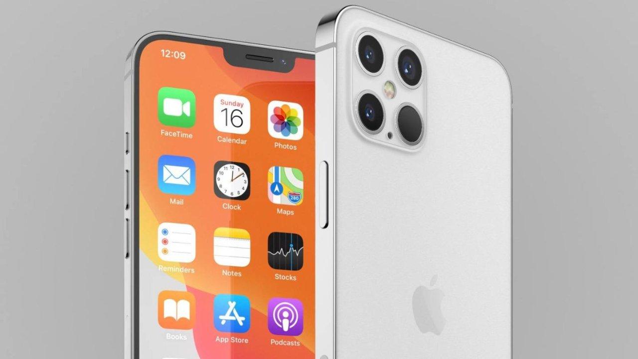 iPhone 12系列丨消息汇总, 5G支持+升级3摄+经典直角造型回归