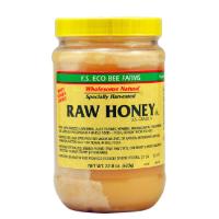 Vitacost 原生蜂蜜  22 oz