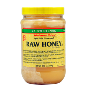 Vitacost20% off with purchase $50+Raw Honey -- 22 oz