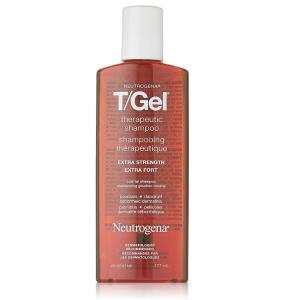 $12.33(原价$14.09)Neutrogena露得清T-Gel 1% Therapeutic 加强版洗发水 177ml