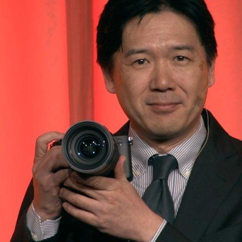 SONY影像的另一个里程碑SONY今日发布 世界首款6100万像素 A7R4微单相机