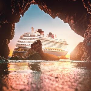 人均$948起 + 高达$1000船上消费额度迪士尼奇妙号 6晚西加勒比邮轮 探访圣胡安 开曼群岛等