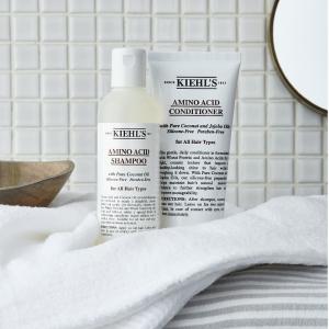 7.5折Kiehl's 护发产品热卖 收橄榄发膜 氨基酸洗发水