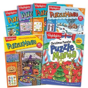 HighlightsPuzzlemania All-Season Collection | Highlights for Children